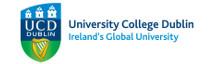 University College Dublin - Dr. Paul EnnisLecturer/Assistant Professor
