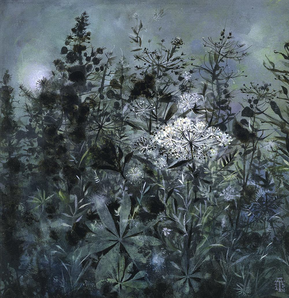 Copy of Field Studies: Moonlit Meadow
