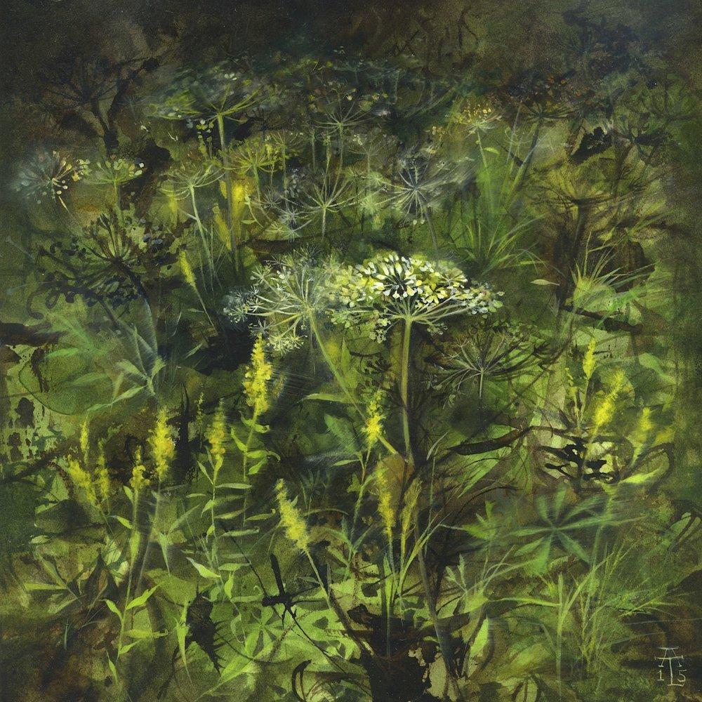 Copy of Field Studies: Autumn Meadow