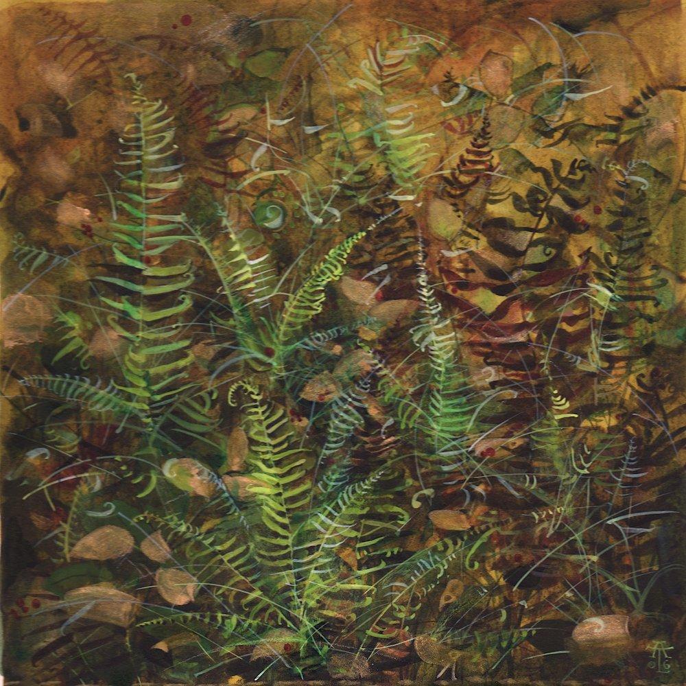 Copy of Field Studies: Irgazine Green