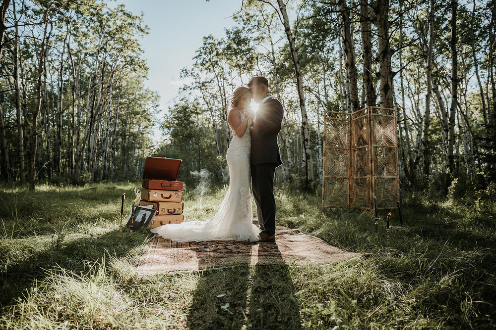 Intimate Farmyard Elopement // Styled Shoot - Bexley Design Co