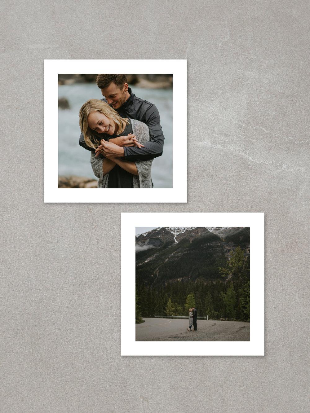 Forelsket Addition // Square Prints