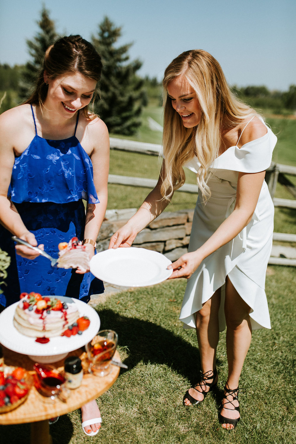 Bexley Design Co - How to make the perfect crepe cake // On the Blog