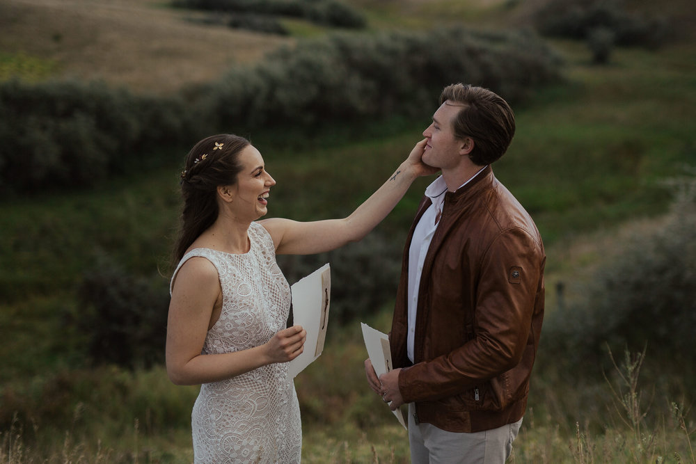 Becca and Reid's Countryside Vow Renewal // Styled Shoot | Bexley Design Co | Calgary Alberta