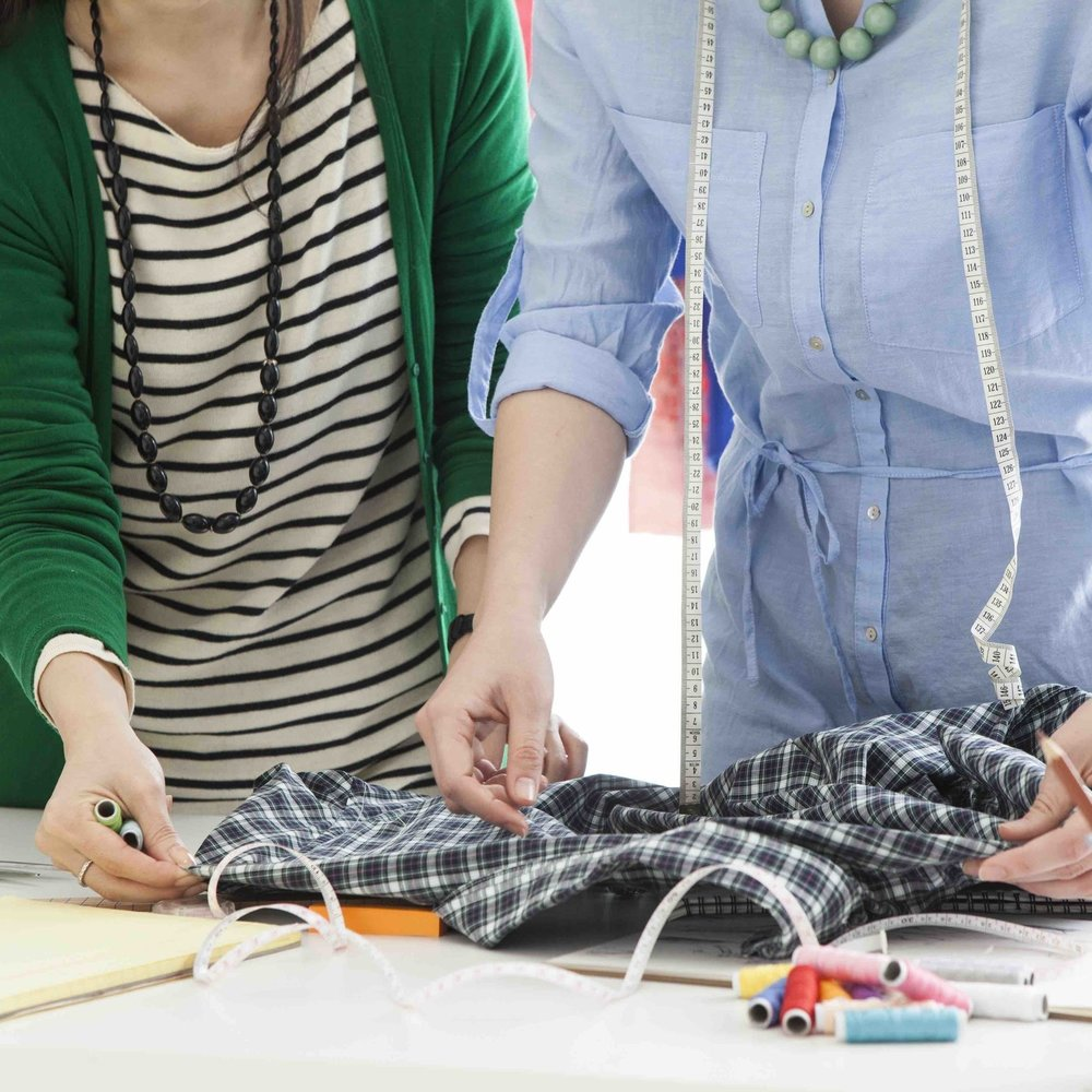 Learn Basic Dressmaking Skills In2mode College Sydney Learning Electrical Wiring To Sew