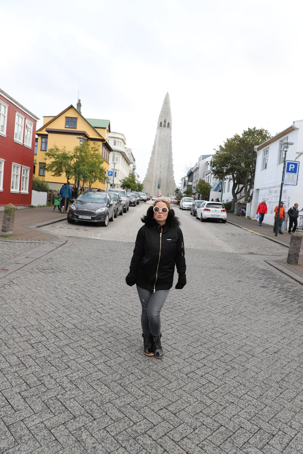 Old Town Reykjavic