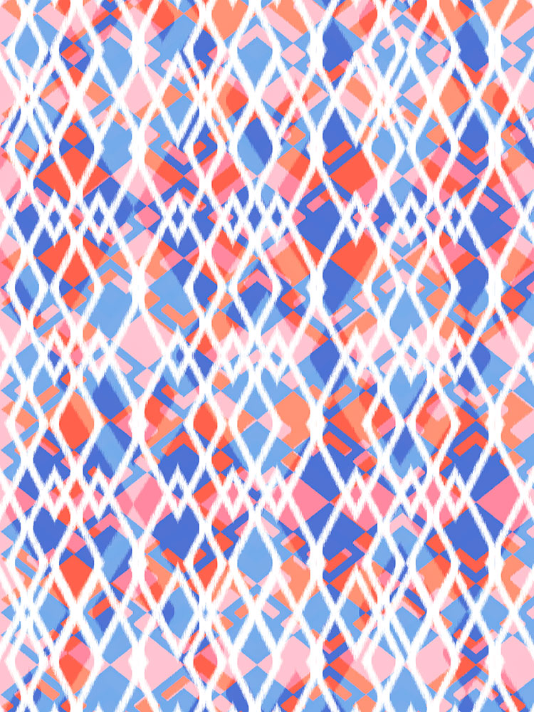 Pattern Play - by Mahani Del Borrello for Picturette