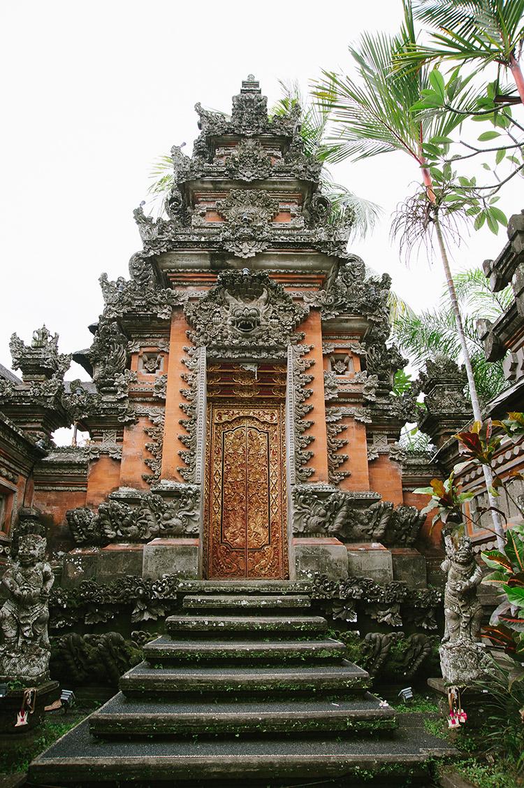 Ubud Palace, Bali -Picturette