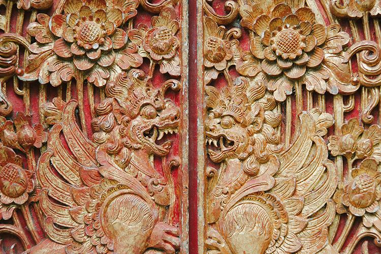 Ubud Palace, Bali - Picturette