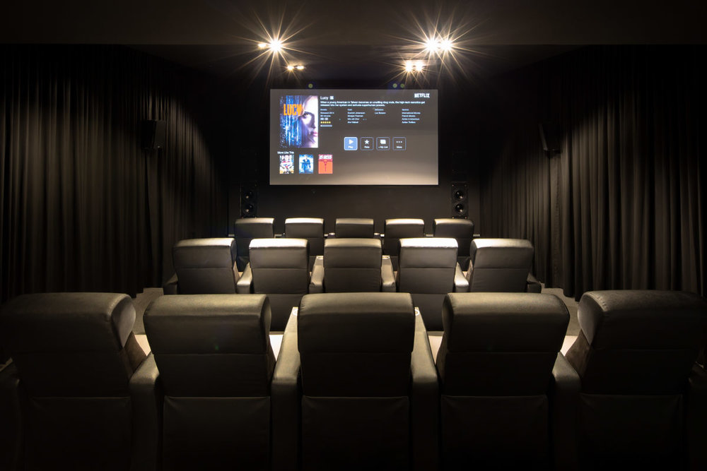 Home Theatre - Home theatre experiences that give true entertainment excellence. When you want to disappear into your movies, sport or music call us.Read More