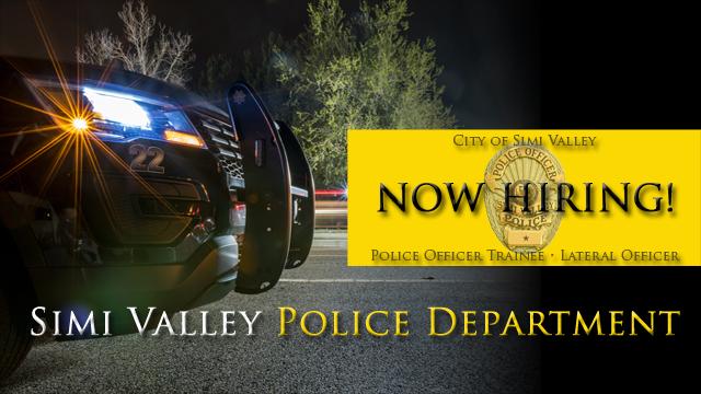 Social Media — Simi Valley Police Department