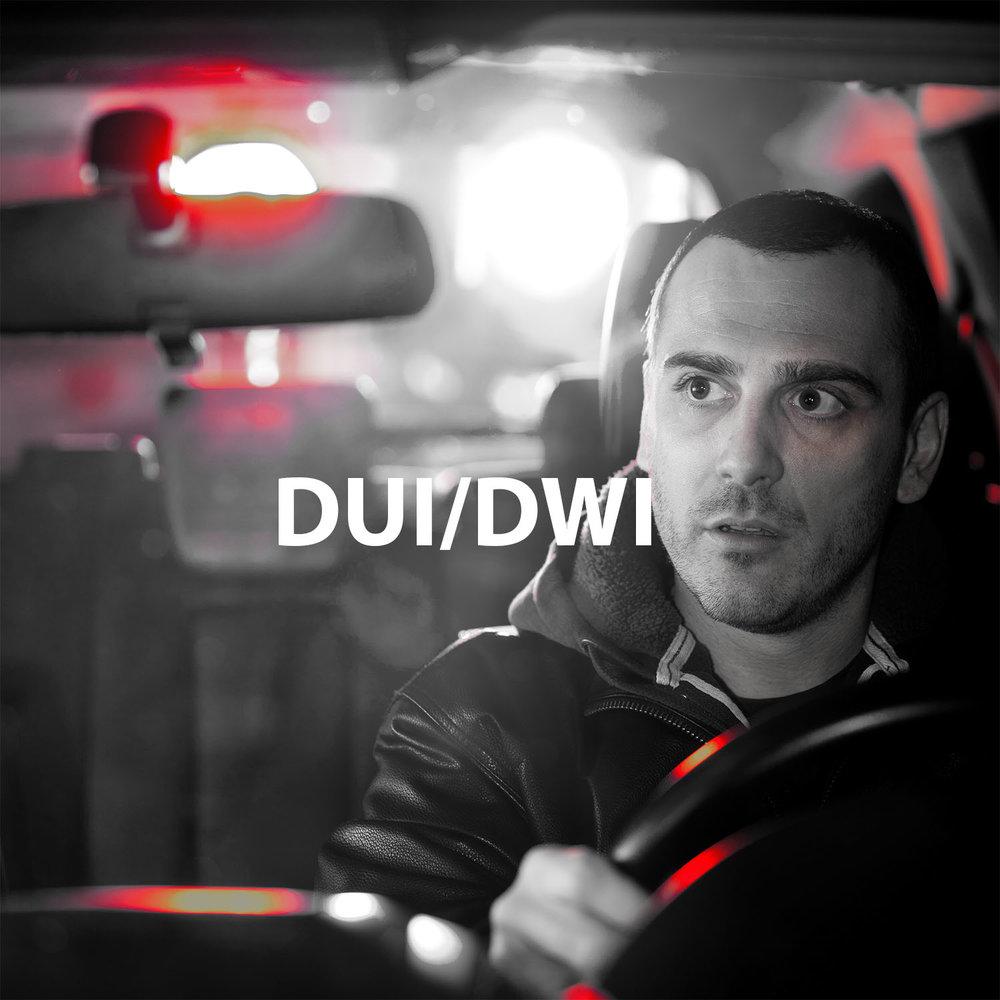 DUI/DWI Defense