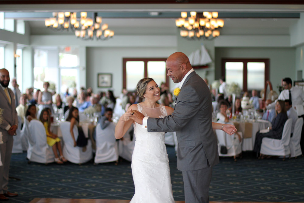 Jason and Claira first dance 2