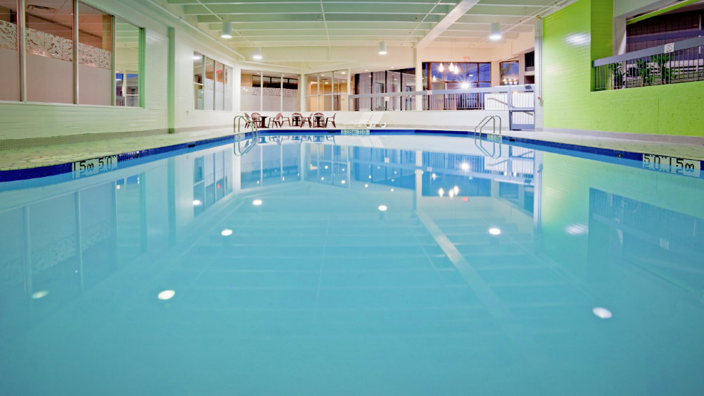 Wish you worked here - Perfect for learning swimmers of all ages and ability levels, Burlington's largest indoor hotel pool comes complete with free wifi and towel service. This amazing venue is a fantastic place to start teaching your own private lessons. Sign up, set your schedule and price, and start teaching today!