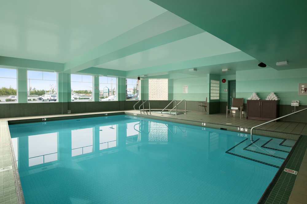 Wish you worked here - The quiet indoor pool at the Ramada Surrey/Langley is great for beginner and intermediate swimmers of all ages. Towel service is provided and drinking water is available on the pool deck. Set your price and availability and start teaching here today!