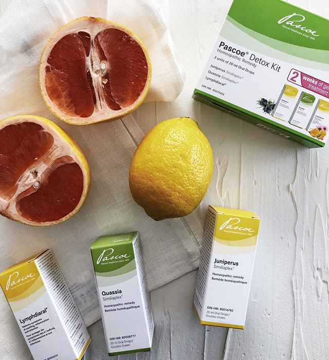 I've been getting lots of messages regarding detoxing before Spring comes. Although I do believe in the traditional cleanse before Spring (losing weight to feel better in a bikini), I do think it is a great idea to gently detox at the change of each season. I am so excited because Pasco Canada launched a brand new detox kit that runs for two weeks, working on our organ systems to help relieve any common symptoms. Some symptoms that tell us a detox is a good idea are: Headaches, fatigue, skin irritation, digestive stress, allergies and frequent colds. This system works gently to reduce the toxic overload that is super easily forms in our bodies from day-to-day living. This cleanse is super easy to follow and will have you feeling so much better after it. If any of you guys want to join me in on this cleanse, let me know! I would love to have the support from you guys and help to encourage you all as well! @pascoecanada