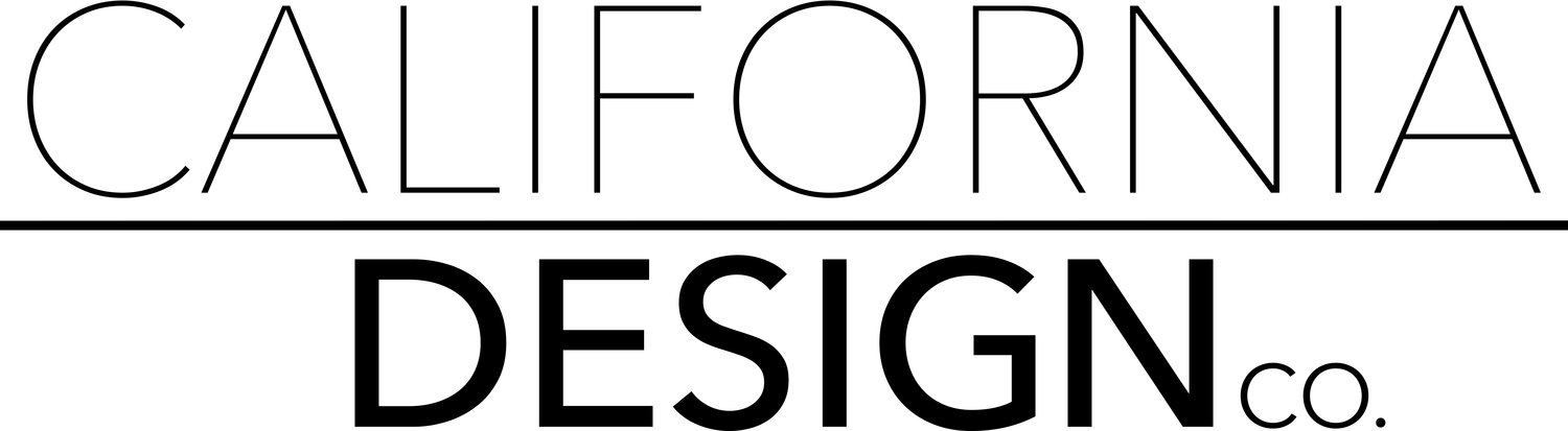 california Design Co.