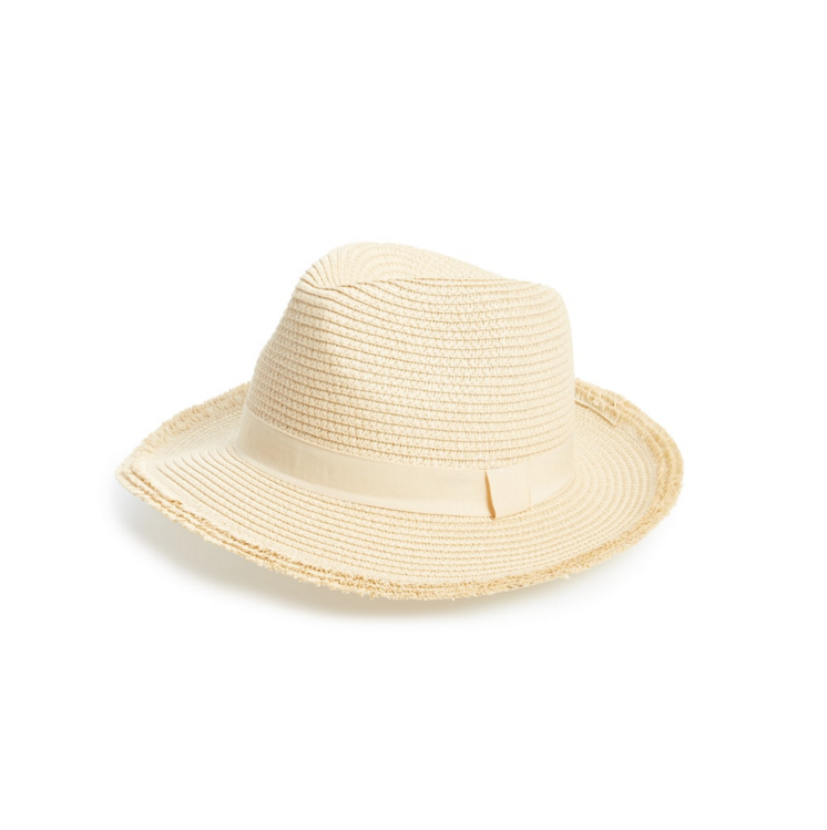 Copy of Nordstrom BP Frayed Edge Fedora $19