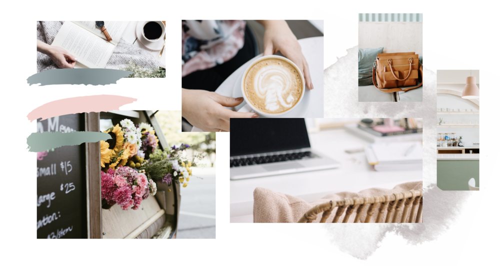 Done for you layouts - Struggling to piece together your Instagram feed? Follow our done for you layout featuring new Stock Gallery photos every month.