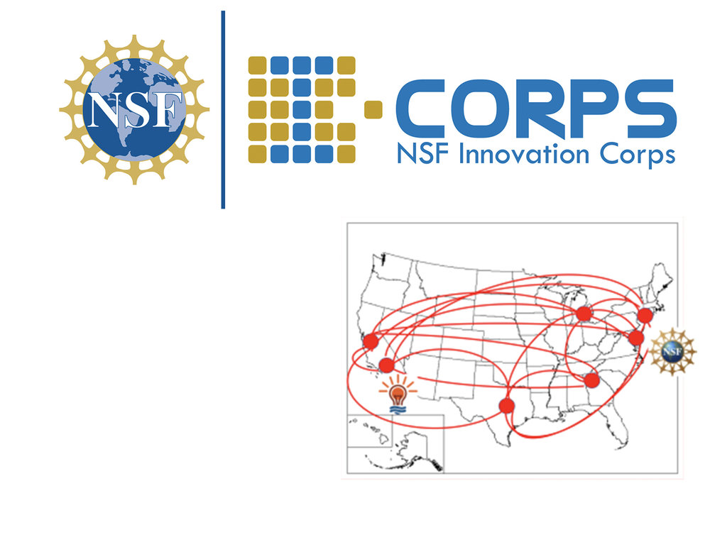 NSF I-Corps Grant Recipient - Read More
