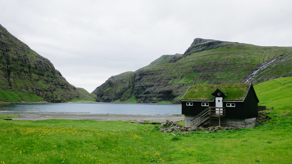 Copy of THE FAROE ISLANDS