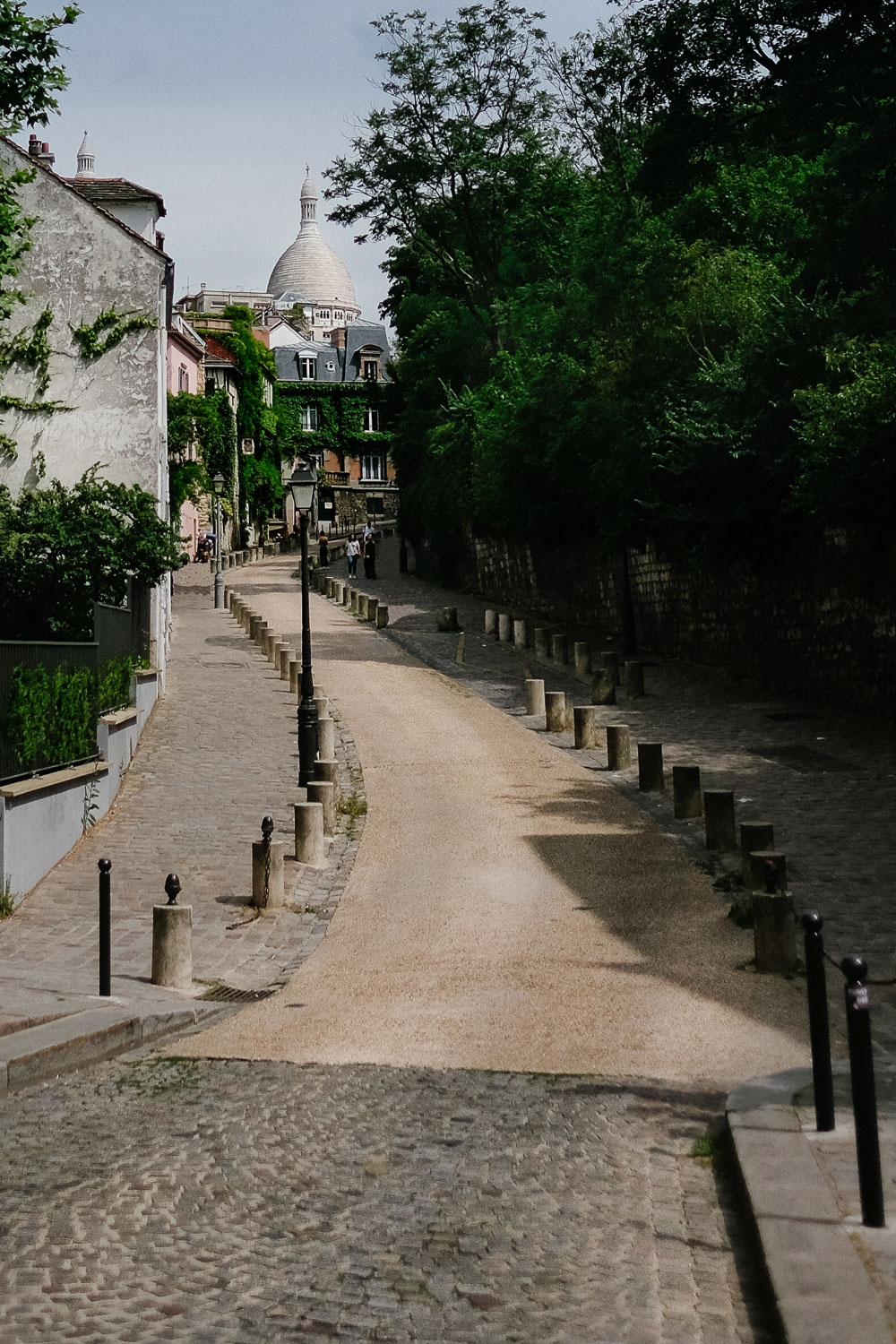 Place Dalida in Montmartre