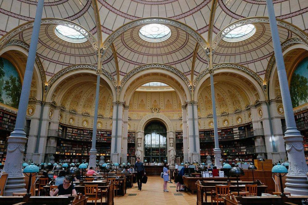 La Bibliothèque National