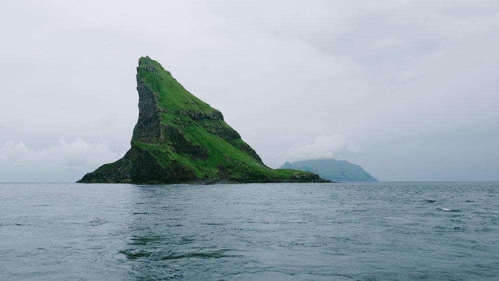 Tindholmur Island