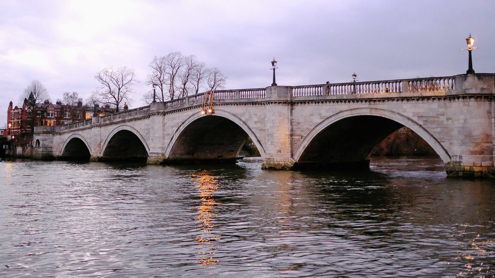 A bridge in Richmond