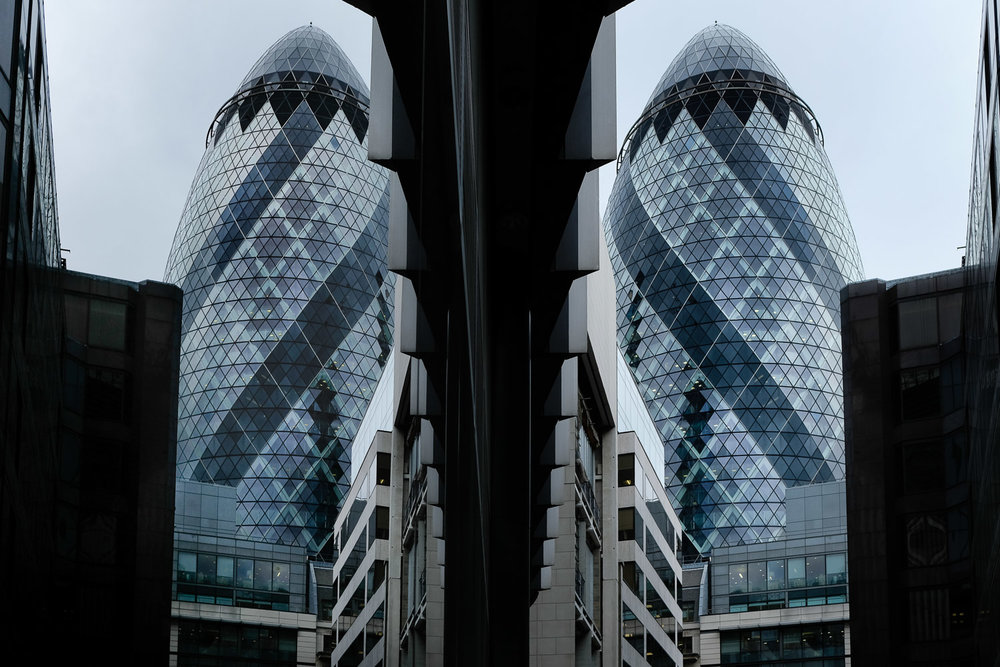 The Gherkin reflection