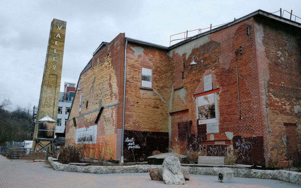 The Evergreen Brickworks