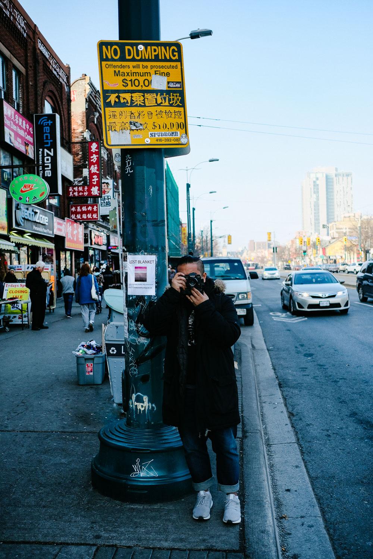Wandering through China Town