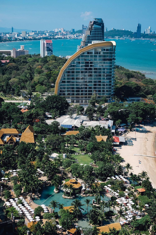 Pattaya resorts and beaches
