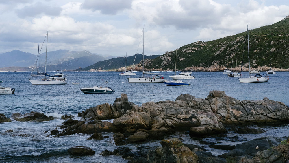 Spend some time exploring the southern part of Corsica. This guide includes a map with highlights and tips. #corsica #travelguide #france #travelphotoblog