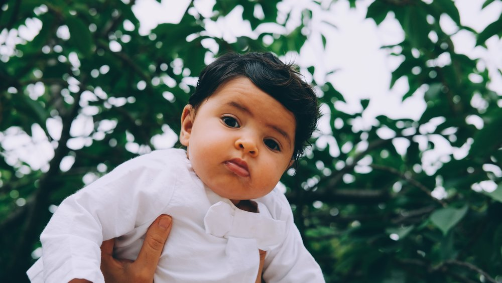 Candid baby and children photography - Atlanta based