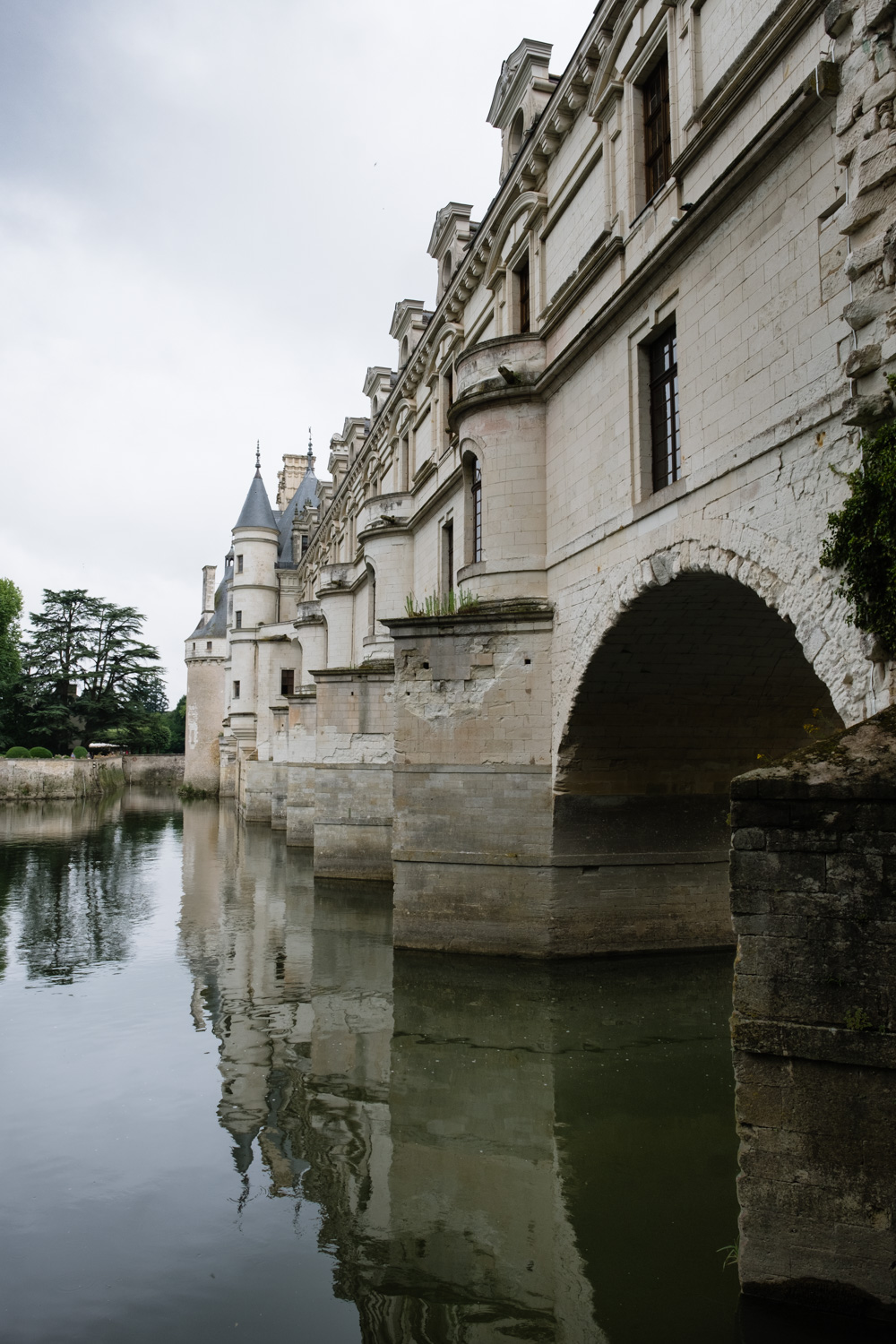 The arches of Chenonceau