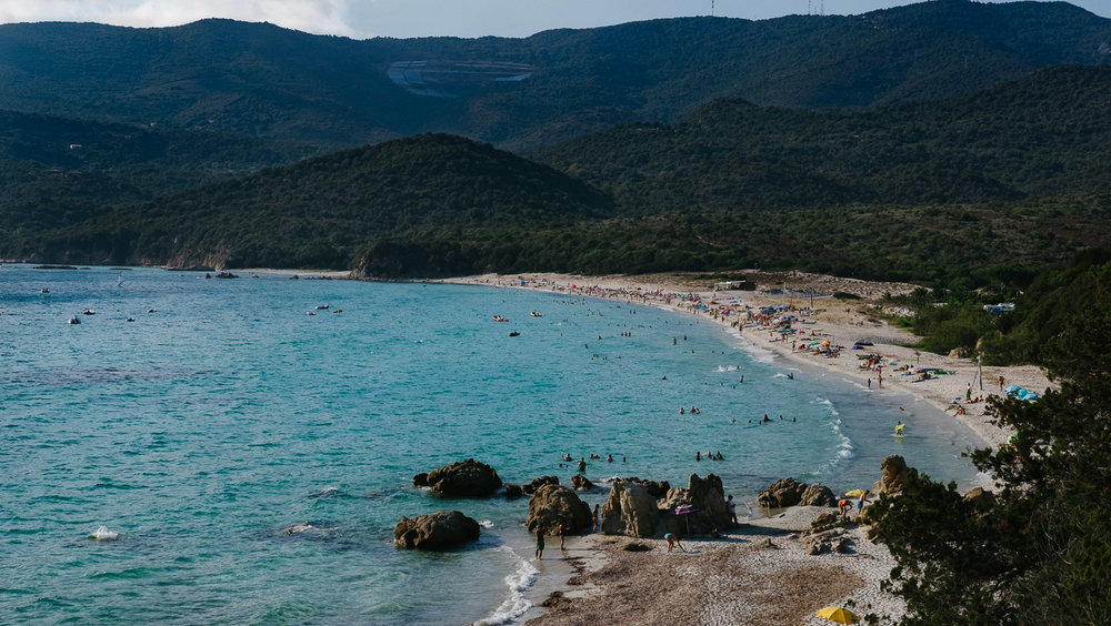 """South Corsica Travel Guide. Travel photography and guide by © Natasha Lequepeys for """"And Then I Met Yoko"""". #corsicaitinerary #corsica #corsicatravelguide #travelblog #corsicaphotography"""