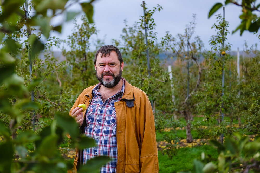 Apple Blossom family recipe by Dan Hutchinson