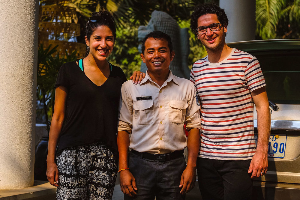 Boray from Happy Angkor Wat Tours.     #siemreap #taprohm #travelguide #angkorwat #siemreapitinerary #cambodia #travelphotography #landscapephotography #fujifilm #siemreapprivatetour
