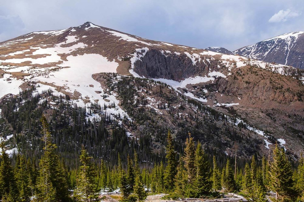 "Trail Ridge Road, RMNP. Travel photography and guide by © Natasha Lequepeys for ""And Then I Met Yoko"". #colorado #usa  #rockymountainnationalpark #landscapephotography #coloradoitinerary #fujifilm"