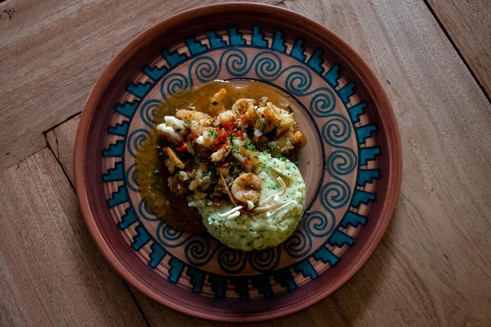 "Kampu, an Asian-Peruvian restaurant in The Sacred Valley, Peru. Travel photography and guide by © Natasha Lequepeys for ""And Then I Met Yoko"". #travelguide #photoblog #fujifilm #foodie #ValleSagrado"