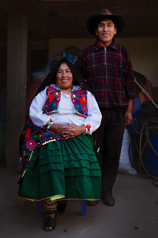 "Our Amantani Island homestay family. Travel photography and guide by © Natasha Lequepeys for ""And Then I Met Yoko"". #peru #laketiticaca #amantani #taquile #homestay #culturalexperience #photoblog #travelblog #travelphotography #fujifilm #travel #travelperu #southamerica #allwaystravel #laketiticacaitinerary #puno #uros #floatingislands #pachamama #pachatata"