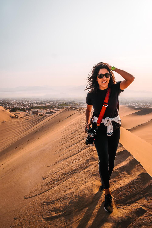 Natasha Lequepeys, Travel Photographer