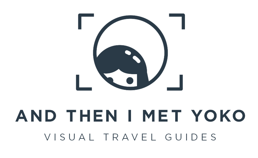 And Then I Met Yoko | Visual Travel Guides