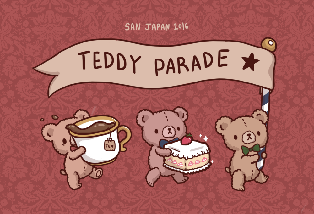 Teddy Parade
