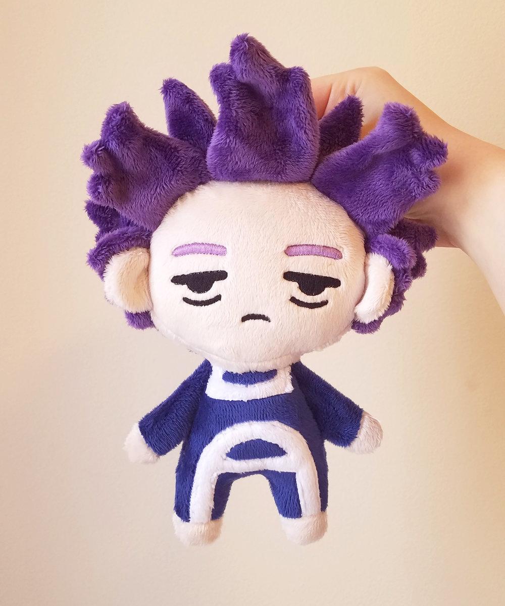Hitoshi Shinsou Fan Plush