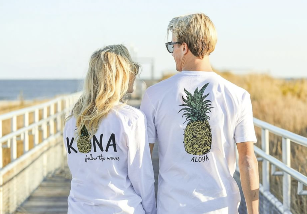 Social Media // Kona Surf Shop
