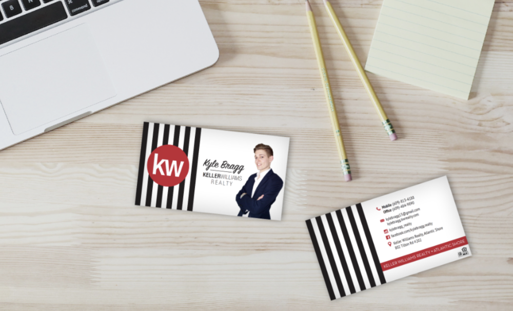Business Cards // Keller Williams Realty