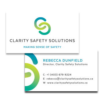 Safety Consultant Business Card Designer