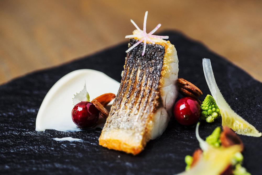 michael chef fish